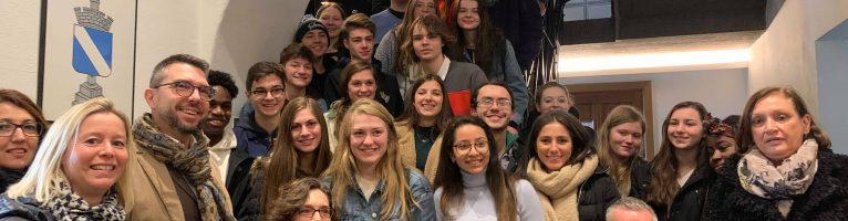 Westhill High School à l'Athénée Royal de Visé-Glons